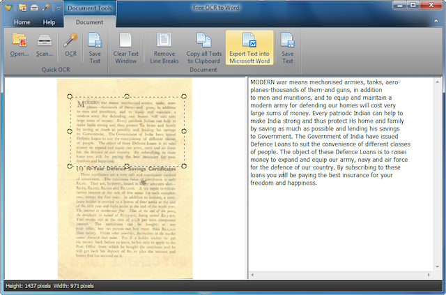 The 5 Best OCR Tools for Extracting Text from Images Free OCR to Word