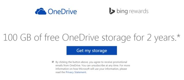1tb free cloud storage for life