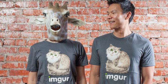 Meet Imgur 2.0: Trending Topics, Free Pro Accounts and Lots More