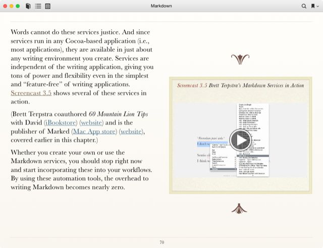 How to write and publish your first ibook using ibooks author markdown book fandeluxe Choice Image