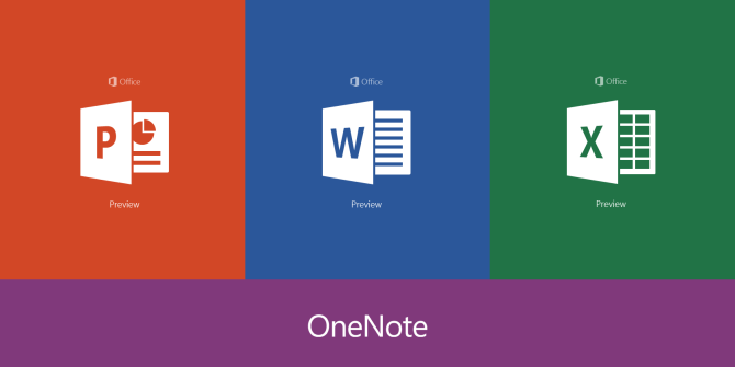 Microsoft Office Leaps Into a New Era with Touch First Apps & New Desktop Suite