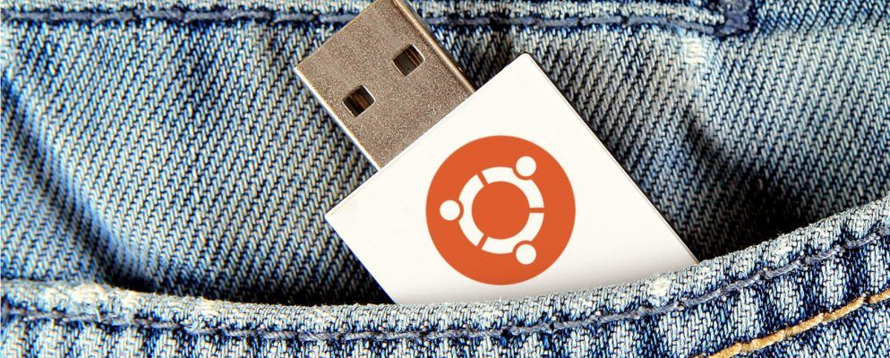 Keep A Portable Ubuntu Installation With You Wherever You Go