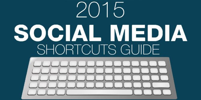 The Handy Guide to Social Media Keyboard Shortcuts
