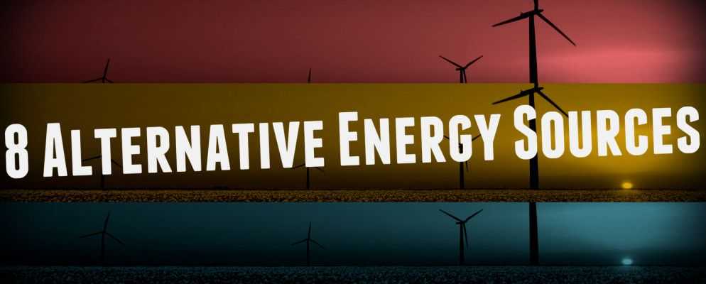 8 Unbelievable New Ways of Generating Electricity