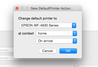 Automate Mac Settings Depending On Your Location With ControlPlane controlplane default printer