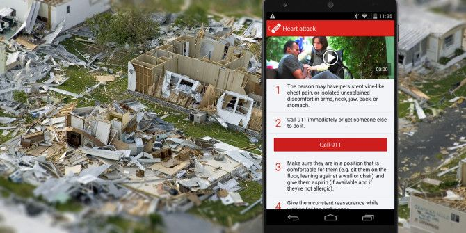 When Disaster Strikes: Android Apps You Want in Case of an Emergency