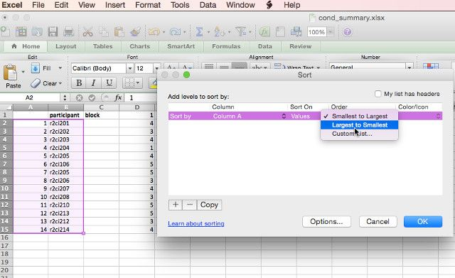 Excel Quick Tips How To Flip Cells Switch Rows Or Columns - Flip table copy and paste
