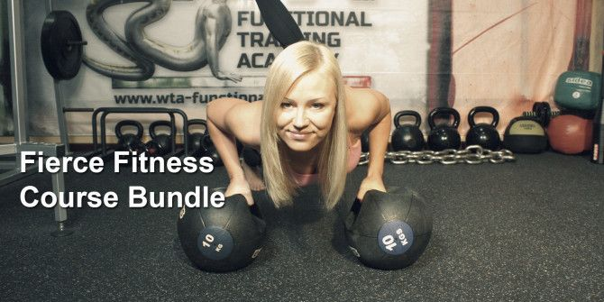 Fierce Fitness Course: Get in Better Shape for $29