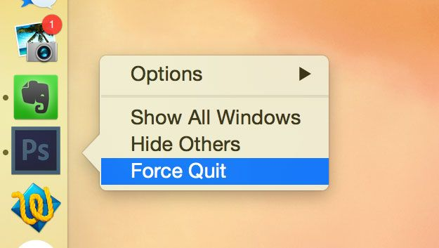 7 Good Habits Every Mac User Should Get Used To forcequit