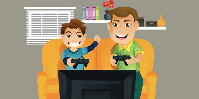 5 Games to Play with Your Non-Gaming Parents
