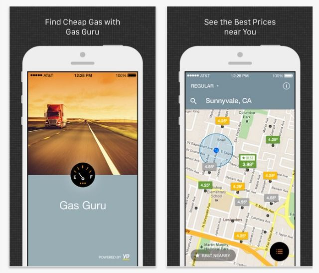 Gas Station Near Me App >> 8 Unique Apps To Help You Save Gas Money