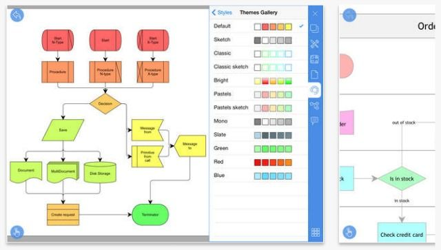 8 diagramming apps for better brainstorming on the go grapholite app ccuart Images