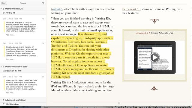 Ibooks Annotations