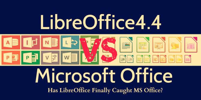 Is the New LibreOffice a Better Microsoft Office Alternative?