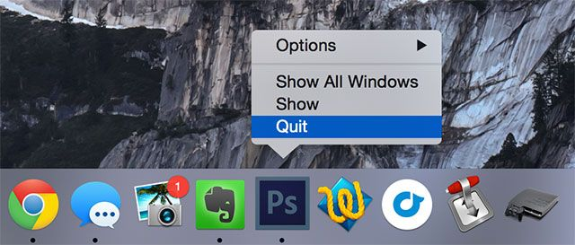 Everything You Need to Know about Your Mac's Dock quit