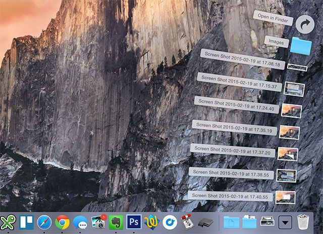 Everything You Need to Know about Your Mac's Dock stacks
