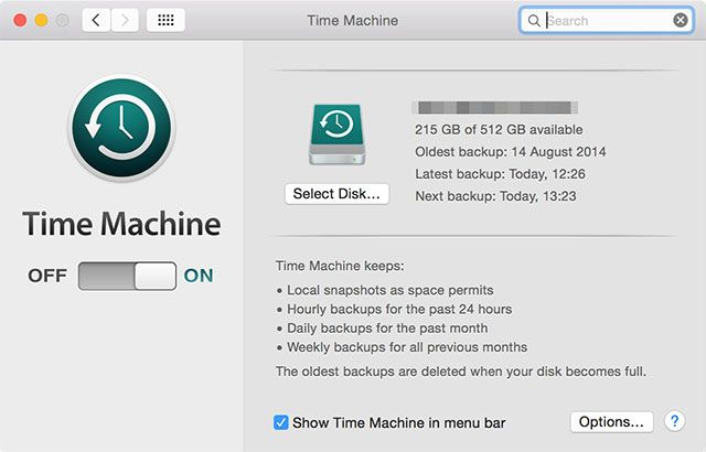 7 Good Habits Every Mac User Should Get Used To timemachinebackup
