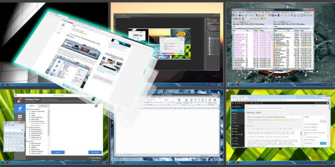 How to Increase Your Virtual Desktop Space