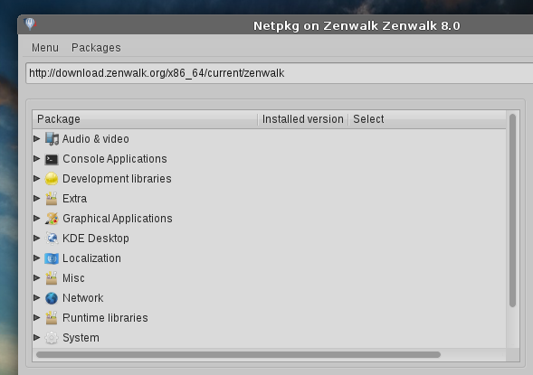 zenwalk-packages