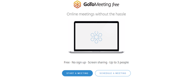 2.1 GoToMeeting Free - Home