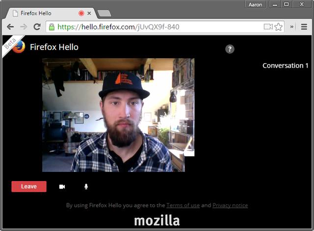 3.2 firefox hello - chrome