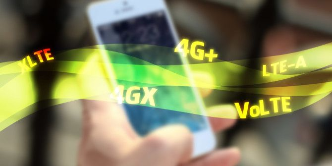 What the Heck Do 4G+, 4GX, XLTE, LTE-A, and VoLTE Mean?