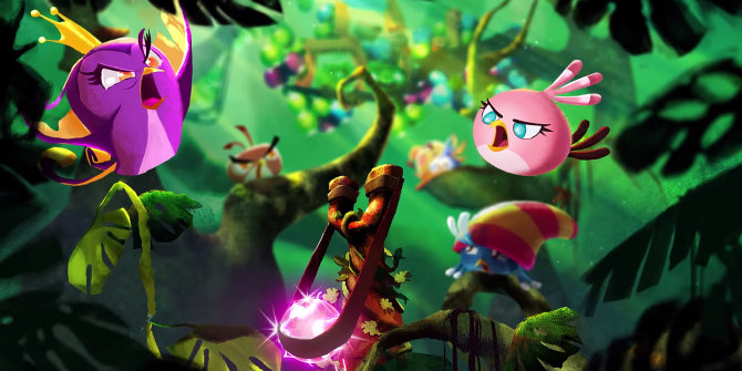Is Angry Birds Stella Pop Worth Downloading?