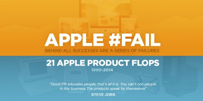 Apples Biggest Failures And The Lessons Learned From Them