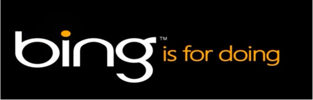 Bing Is For Doing