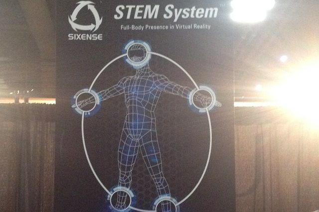 Sixense Booth at SXSW