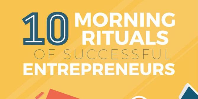 Great Days Starts Great Mornings. Start Yours With These Rituals