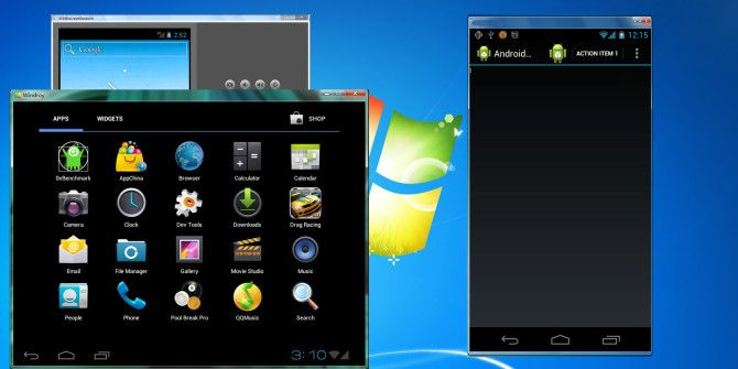 Android phone connect to pc software