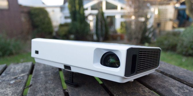 Brilens LS1280 Laser Projector Review and Giveaway