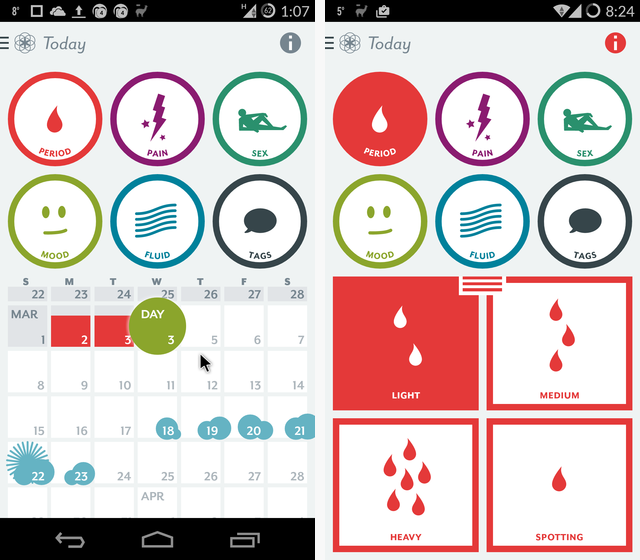 Track Your Menstrual Cycle The 2 Best Apps For Tracking Your Period
