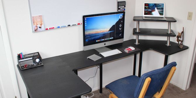DIY Sitting / Standing Desk