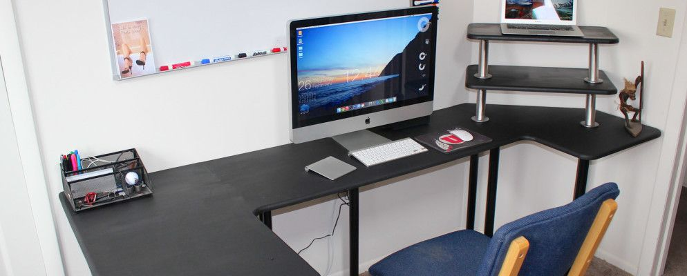 Brilliant Diy Sitting Standing Desk Download Free Architecture Designs Grimeyleaguecom