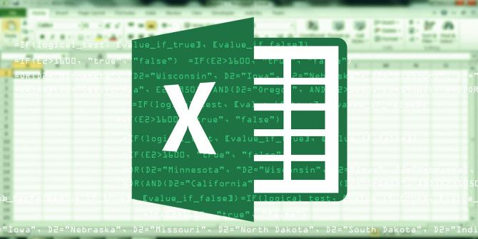 Mini Excel Tutorial: Use Boolean Logic to Process Complex Data