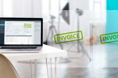 Three ways to send receive business cards on your iphone the 5 best free invoicing apps for freelancers and small business owners reheart Images