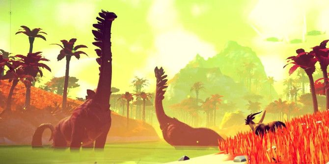 No Man's Sky and the Future of Procedural Games