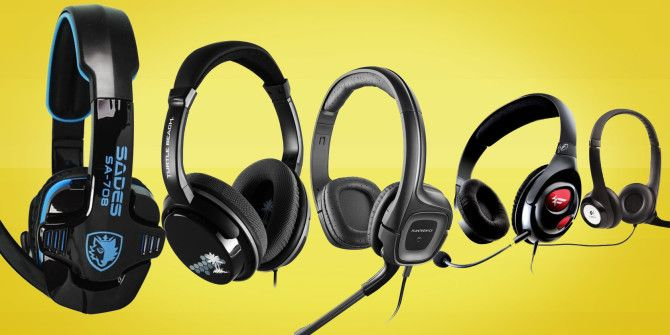 On a Budget? 5 Gaming Headsets You Can Get for Under $25