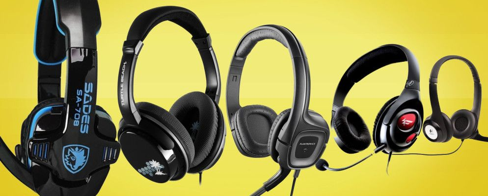The 4 Best Budget Gaming Headsets for Under 25