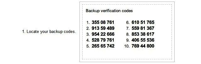 gmail-backup-codes