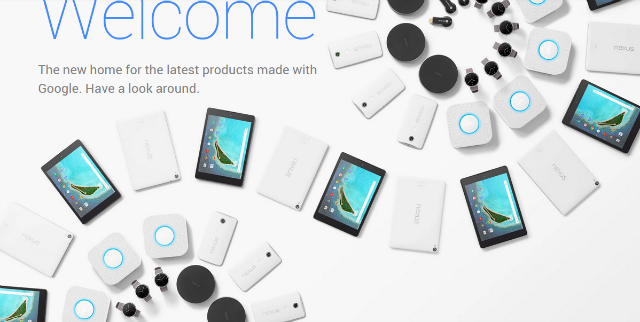 google-store-hardware-welcome
