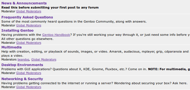helpful-linux-communities-gentoo