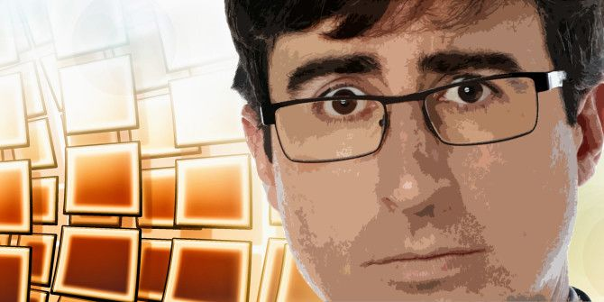 The John Oliver Effect: How Last Week Tonight is Changing Entertainment