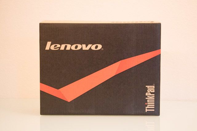 lenovo chromebook - box