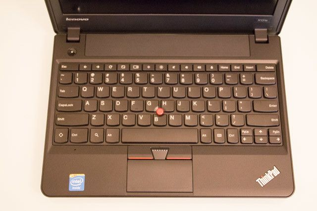 lenovo chromebook - keyboard