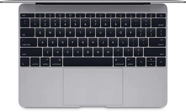 Should the New MacBook's Single Port Scare You Away? macbook overview
