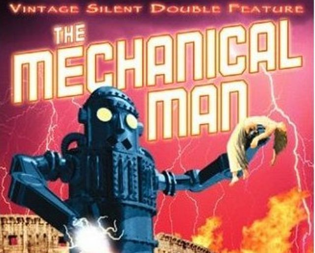 mechanical-man