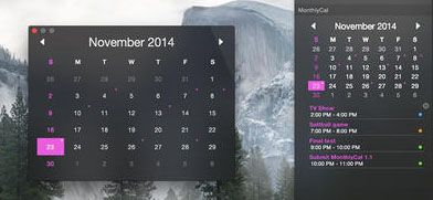 monthly-cal-mac-calendar-widget